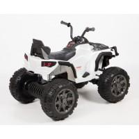 Электроквадроцикл детский Grizzly 45402 (Р) белый