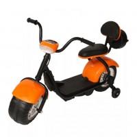 Электромотоцикл детский YM708 CityCoco 50377 (Р) оранжевый