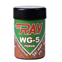 Смазка сцепления Этикетка-Зеленая, -5-12 (35г) смоляная WG-5