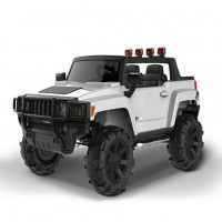 Электромобиль детский Hummer 45451 (Р) белый белый