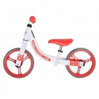 Беговел Tech Team Milano 1.0 красный EVA (Р) колеса (P)