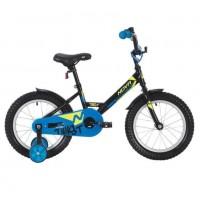 Велосипед 12 Novatrack Twist чёрный, АКЦИЯ!!! тормоз ножной, короткие крылья, полная защита цепи