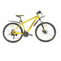 Велосипед 27,5 Nameless G7400DH-YL/RD-17 жёлтый/красный