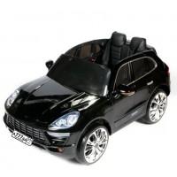 Детский электромобиль Porsche Macan 46332 черный