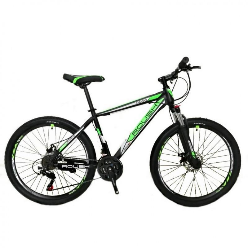 Горный велосипед 26 Roush 26MD210-3 зеленый