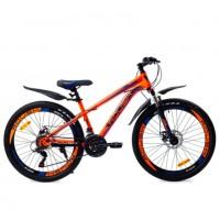 Велосипед 26 Roush 26MD200-4 зелёный матовый