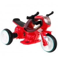 Детский электромотоцикл 49291 Олимп красный,6V4.5AH. 20W