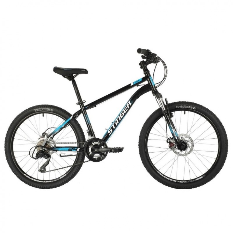 Велосипед 24 Stinger SHD.CAIMD.14BK10 чёрный