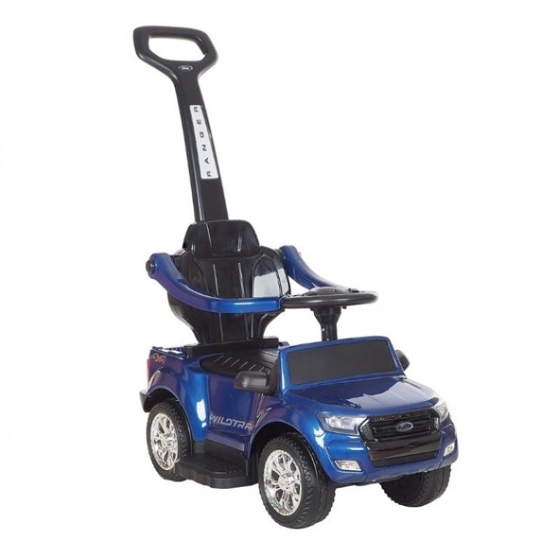 Каталка  Ford Ranger DK-P01P 50385 глянец синий (Р)