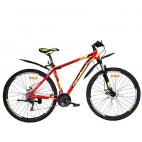 Велосипед 29 Nameless S9400D-RD/YL-19(21), красный/жёлтый