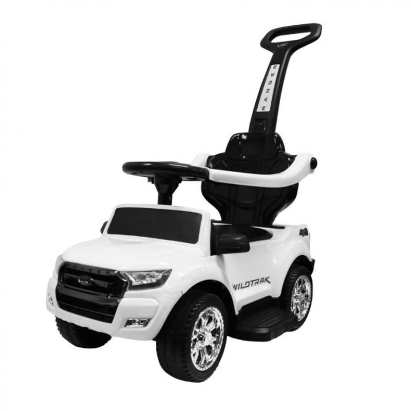 Каталка  Ford Ranger DK-P01P 50387 белый (Р)