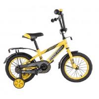 Велосипед 16 TT 16134  жёлтый