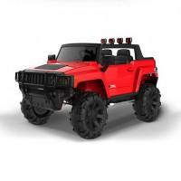 Электромобиль детский Hummer 45448 (Р) красный глянец