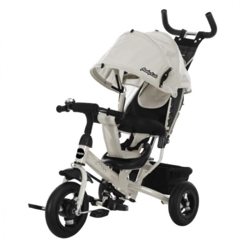 Детский 3-х колёсный велосипед 641482  Comfort 10*8 AIR, серый
