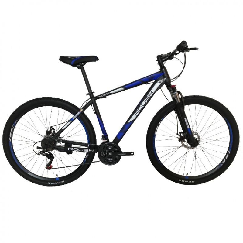 Горный велосипед Roush 29MD210-1 AL Pro синий матовый (Алюминий)