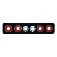 Подшипник набор  4 подшипн ABEC 9 и 2 шайбы для самоката  картонной уп.
