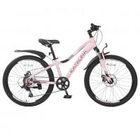 Велосипед 24 TT Katalina 12 розовый
