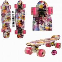 Скейтборд  Triumf  TLS-401G  Sweety Розничная цена: 2290р