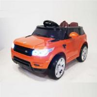 Электромобиль детский Range Rover Е004ЕЕ синий
