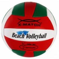 Мяч волейболный X-Match  56299  2 слоя ПВХ маш.,зел-к
