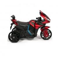 Электромотоцикл детский M777AA  51641 (Р) красный глянец
