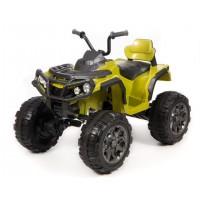 Детский электроквадроцикл Grizzly 45403 (Р) зеленый