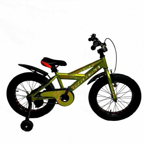 Велосипед 16 Fat bike TT BULLY  Green (P)