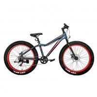 Велосипед 24 Fat bike Garet 24