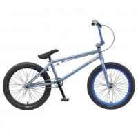 Велосипед трюкавой 20 BMX TT TWEN 2020 синий (Cr-Mo) хром-молибден (Р)