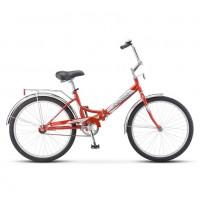 Велосипед 24 Stels Десна-2500 арт.Z010 складной красный