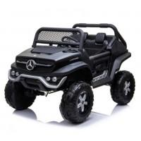 Электромобиль детский Mers Unimog concept  51714 (Р) чёрный глянец