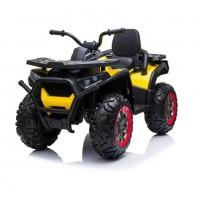 Электроквадроцикл детский 47061  (Р) жёлтый