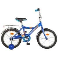 Велосипед 12 Novatrack Twist.BL7 синий нож/т