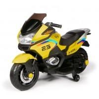 Электромотоцикл детский XMX609  50483 (Р) жёлтый