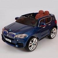 Электромобиль детский BMW X5 45426 (Р) кузов F-15 performance синий, глянцевый