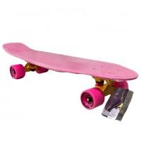 Скейтборд  ТТ Classik 27 pink 1/4 TLS-402