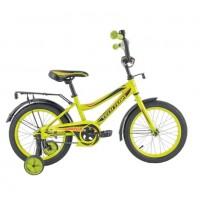 Велосипед 12  TТ 12136 желтый