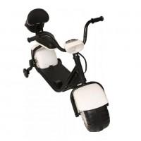 Электромотоцикл детский YM708 CityCoco 50378 (Р) белый