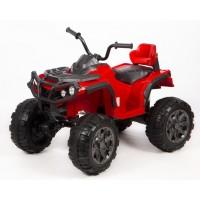 Детский электроквадроцикл  Grizzly 45404 (Р) красный