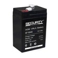 Аккумулятор 6V-4.5AH 6045 Security Force