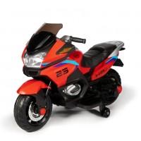 Электромотоцикл детский XMX609  50485 (Р) красный