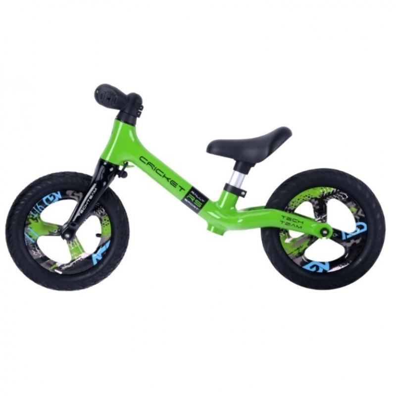 Беговел TT CRICKET-RS зелёный