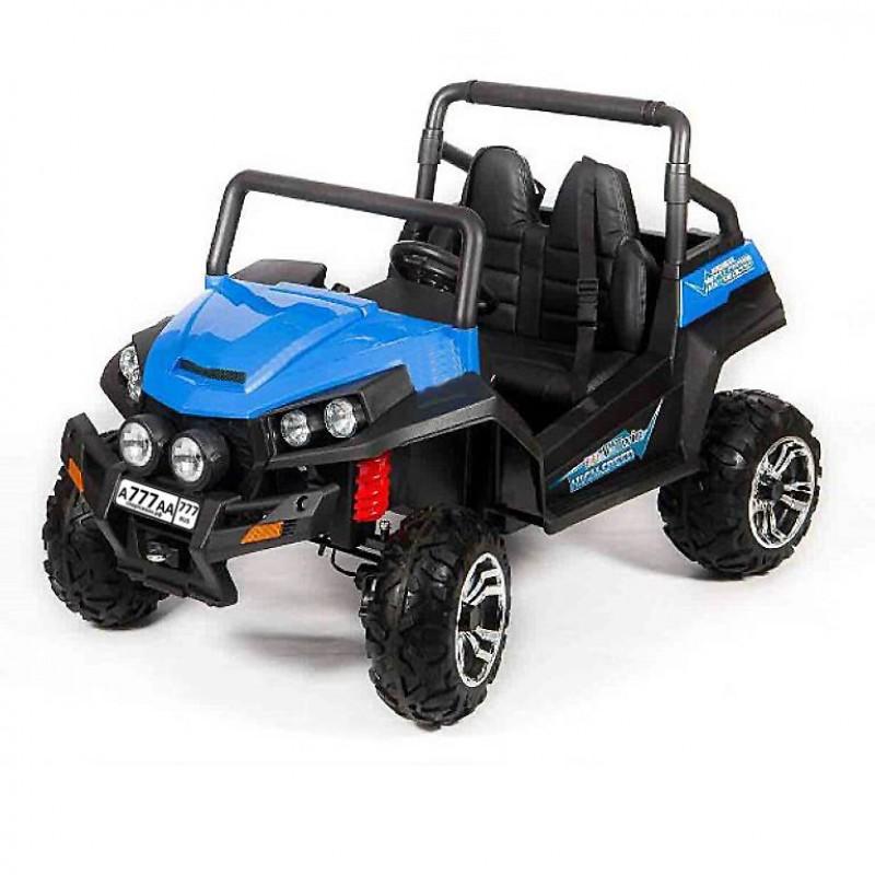 Электромобиль детский BUGGY 45432 (Р) синий