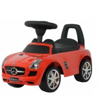 Каталка   Z332 Mercedes-Benz  50418 (Р) красный