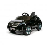 Электромобиль детский  Mercedes-Benz EQC400 4MATIC HL378  51712 (P) чёрный глянец
