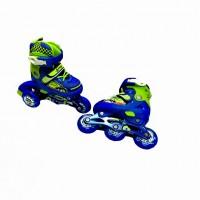 Роликовые коньки Explore KEDDO р.30-33 синий