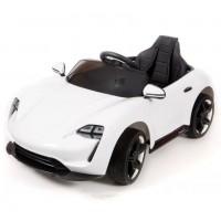 Электромобиль детский Porsche Sport 45500 (Р) белый