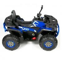 Электроквадроцикл детский 47062  (Р) синий