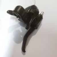 Шифтер Shimano Tourney ASTEF41R6AL,прав 6ск,тр.2050мм чёрный