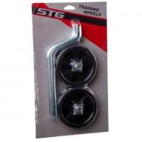Колеса доп. STG Х21257-5 c кроншт.для вело.12-20